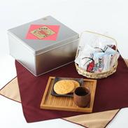 カルシウムたっぷり 伊勢えびせんべい(30枚入2缶セット)