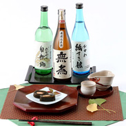 純米吟醸酒 3種セットで飲み比べ! 純米仕込みセット