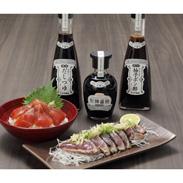 杉樽でじっくり発酵、熟成・蔵人オリジナルセット 近岡屋醤油・石川県