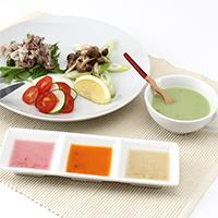 たるみず畑 野菜のドレッシングと、いんげんスープのギフトセット|株式会社竹之内組・鹿児島県