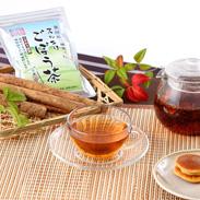 秋田白神食品 秋田県 ノンカフェイン 冷やしてもおいしい すっきりごぼう茶〔30g〕