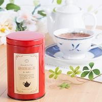 Shizuoka Tea Time 世界農業遺産認定、茶草場農法茶園の 静岡和紅茶セット〔紅茶80g×2缶〕