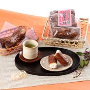 昔懐かしい麩菓子 お茶屋さんの麩菓子棒 8本入り×12袋セット