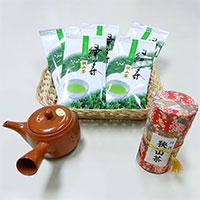 伝統の火入れによる濃いお茶 狭山茶100g×10袋セット