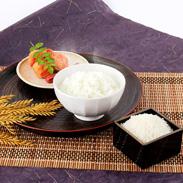冷めても硬くなりにくく、 お弁当やおにぎりにうってつけ 極良食味米みずほの輝き 株式会社孫作・新潟県