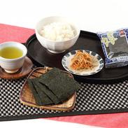 丸大大森 三重県 秘伝のタレで仕上げた甘口味付のり おかずのり 〔10袋詰×12個〕