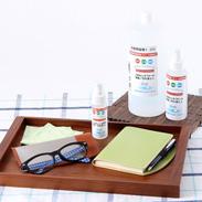 不思議な働く水!メガネ用除菌クリーナーセット「エコフレッシュウォーター」 | 株式会社エコサービス・福岡県