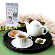 アレルギー症状の緩和にも効果的 さっと溶けるお手軽タイプ野葡萄茶30
