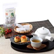 デトックス効果で健康的に! ドクダミ茶