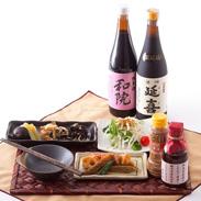 自慢の醤油と人気調味料&ふりかけのセット コトヨセット2  コトヨ醤油・新潟県