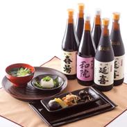 限定品を含む3種類のお醤油セット 越後笹神たより(2) コトヨ醤油・新潟県