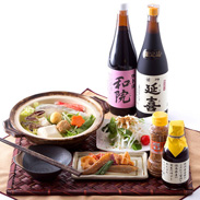 自慢の醤油と人気調味料の詰め合わせ コトヨセット4  コトヨ醤油・新潟県