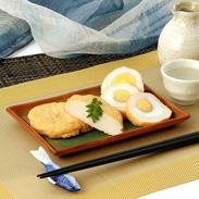厳選したエソを使った すりみと特産品くじゃくのセット (すり身12個、くじゃく4個)| 若宮鮮魚店・大分県