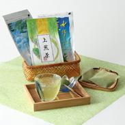 夏の贈り物におすすめ 夏の冷茶3点セット(贈答用)