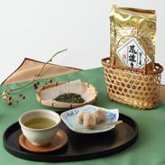 静岡茶品評会にて農林水産大臣賞! 深むし茶荒造り 100g×5袋(贈答用)|松浦製茶株式会社・静岡県