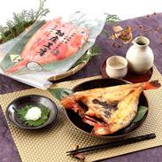 知床の旨味干し魚 きんき一夜干し2枚 知床工房・北海道
