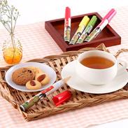 ペン型の携帯粉末容器入りのお茶 好きだっ茶ペン型の携帯粉末容器入りのお茶 好きだっ茶〔静岡一番茶、紅茶、ルイボス茶、ジャスミン茶〕