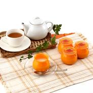 濃厚なマンゴーとココナッツ風味のソース とろ生マンゴープリン(4個入り)