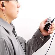 軽量・コンパクトな新しい集音器  みみ太郎 SX-011-2 K