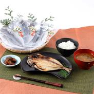 安心と安全の無添加 魚栄天日干し鯵の干物8枚セット