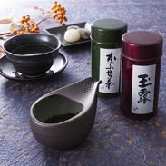 大垣かみいしづ茶ひとしずくセット 平塚香貴園 岐阜県 ゆっくりと日本茶を愉しむひとときをお届けする、お一人様専用セット