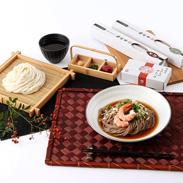 富山県の手延べ麺 麺彩香(めんさいか)