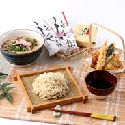 富山湾の白えびを使った 白えびつゆ麺詰合せ