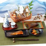 【本格和惣菜】職人の味をお届け! 伊達な煮魚セット(5種×各2P)