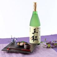 丹精込めて醸した大吟醸純米酒桃川 王松 1800ml