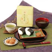 デザート梅を和紙に包んでいます  紀州南高梅 ささやかな気持ち  梅の想い6粒入 3パックセット