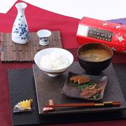 石川県白山市伝統の味 「花采(はなさい)」ふぐの子糠漬けセット