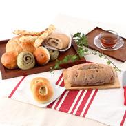 京都丹波の 手づくり天然酵母パン おまかせセット