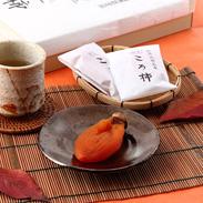 自然で雑味のない上品な甘さ 治郎堂幸露柿(L15個入)