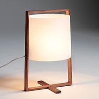 やさしい光と木の素材の持つ暖かさ  H+(ホープラス) スタンド