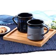 福岡県小石原焼 ペアマグカップ