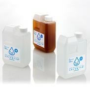 無香料 安心・安全 においを食べる水「室内用・洗濯用・ 生ゴミ用消臭剤」 1Lボトル3点セット