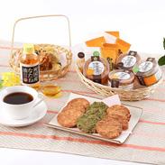 サブレと焼き菓子と菜種油の詰め合わせ 御旅屋門と菜種油