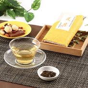 無化学肥料・農薬無し栽培のお茶 月ヶ瀬の発酵茶「夏月」