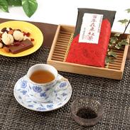 119年間製茶し続けた稀な茶 月ヶ瀬の古木茶「100年在来紅茶」