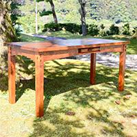 ディスプレイ・テーブル|川口指物家具工房・徳島県