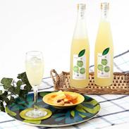 日本の新たな柑橘!お鍋にぴったり 日向へべすの美味しいお酒 2本セット