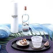 革新的な味わいを表現した黒糖焼酎 南の島の貴婦人