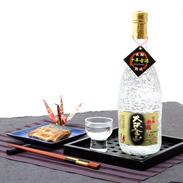 スッキリとしたキレ味 大吟醸「大沢金山」十年古酒[大吟醸酒]