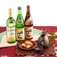 無添加純米・特別純米・吟醸酒3種 鳴門鯛の日本酒 晩酌満足セット