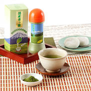 フンケン茶業 静岡県 粉末茶 湯水まっ茶〔80g×2〕