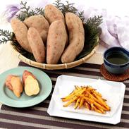 濃厚食感 まるでスイーツ 贅沢な味わい〈 安納芋 〉6kg箱 | 芋王(上原茂樹)・鹿児島県