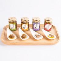 瀬戸内海の塩と国産ハーブ&スパイスで長期熟成 食べ比べ あんちょび屋さんの手造りセット〔4種〕