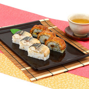 ご贈答用におすすめ 焼きさば・穴子棒寿司