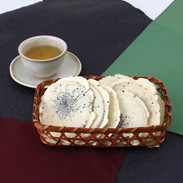 自家用煎餅におすすめ うすやきこわれ煎餅 20袋入 有限会社宇部煎餅店・岩手県