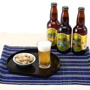 本格的なドイツスタイルの良さを取り入れた 宮城の松島ビール(瓶) 3本セット